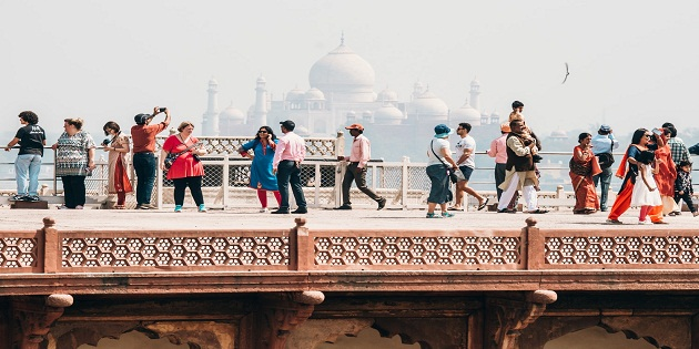 """AGRA """"The City of Love and Mughal Splendour"""""""
