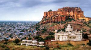 Mehrangarh Fort travel to Jodhpur