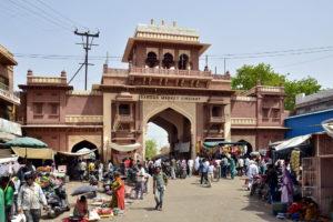 Sadar Market of Jodhpur