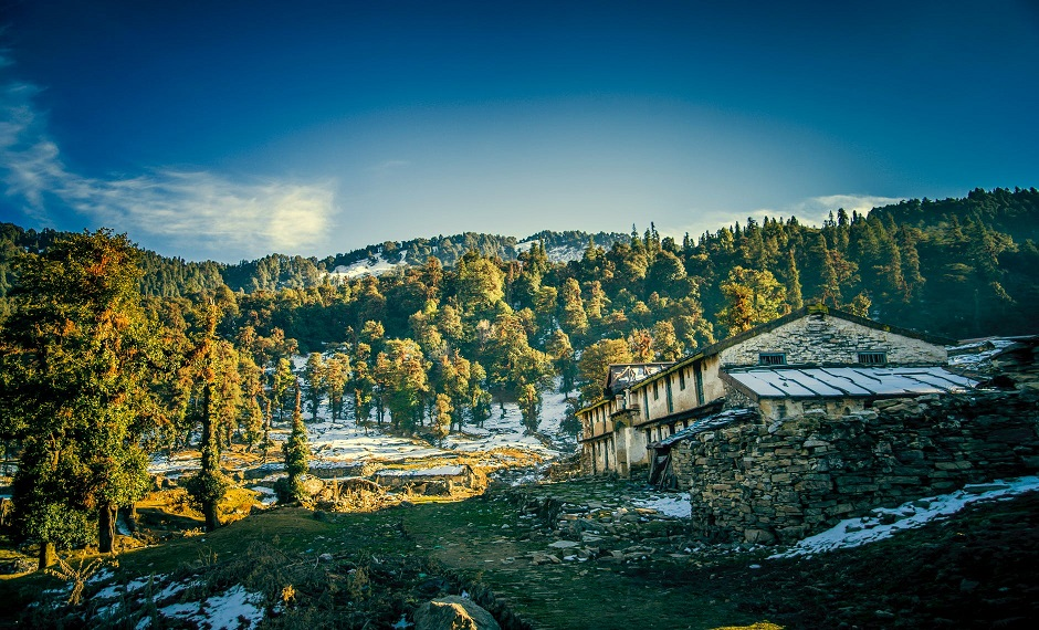 Travel to Chopta – The Land of Greenery