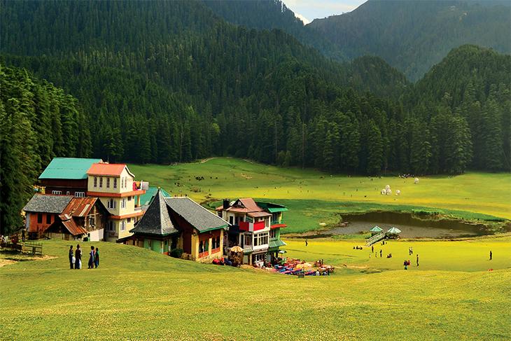 Himachal Pradesh beauty khajjiar