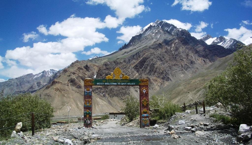 Spiti Valley – Himachal Pradesh